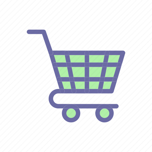 business, comerce, delivery, shop, trolley icon