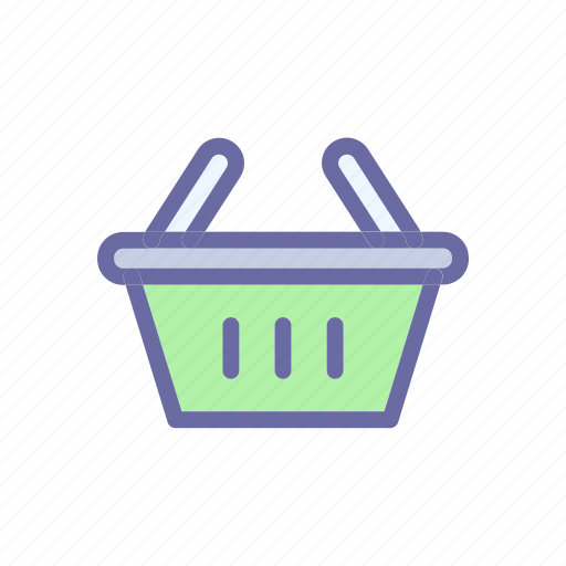 basket, business, comerce, delivery, shop icon