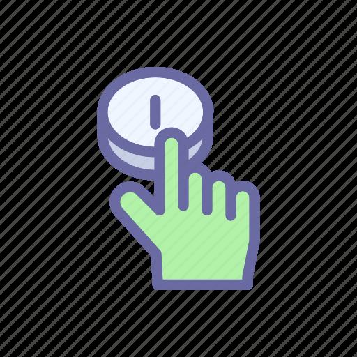 business, click, comerce, delivery, shop icon