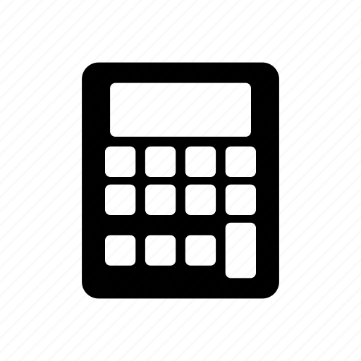 business, calculator, comerce, delivery, shop icon