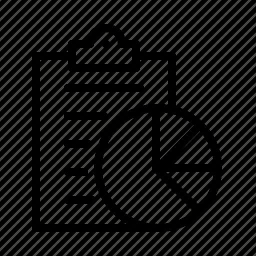 analysis, commerce, customer, list, shopping, survey icon