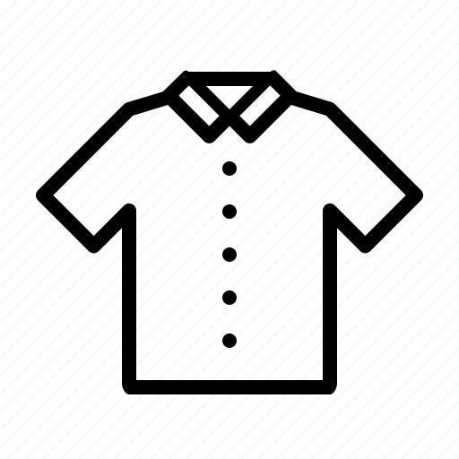 apparel, clothes, commerce, shopping, t-shirt icon