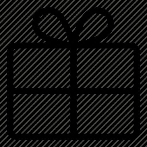 commerce, gift, present icon
