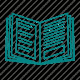 book, copy, magazine, notebook icon