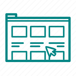 site, web icon