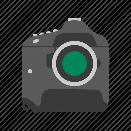 camera, dslr, lens, photo icon