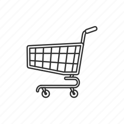 buy, cart, ecommerce, mall, push cart, shopping, store icon