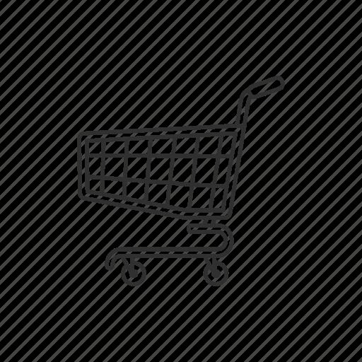 buy, cart, ecommerce, mall, push cart, shopping, store icon