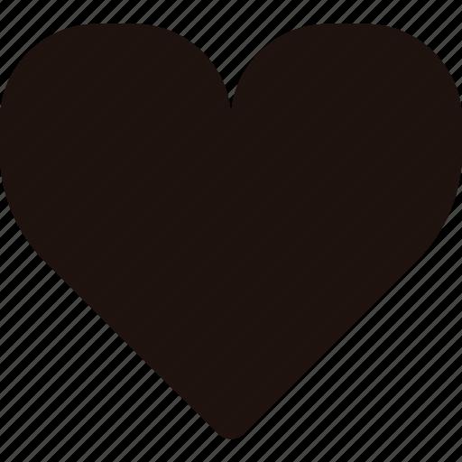 Heart, love, valentine, wedding, favorite, like, romance icon - Download on Iconfinder
