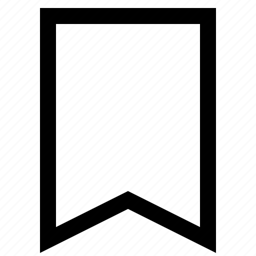 Bookmark, ui icon - Download on Iconfinder on Iconfinder