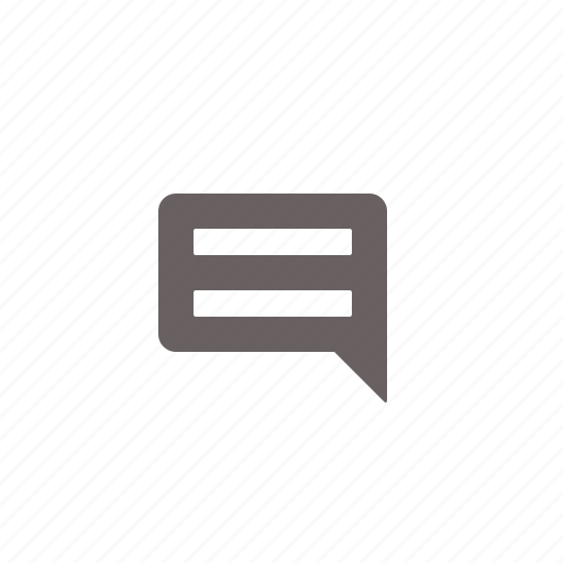 active, message icon