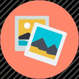 images, landscape, photography, photos, pictures icon