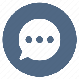 bubble, chat, comment, communication, conversation, dialog icon