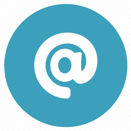 @, communication, email, internet, mail icon