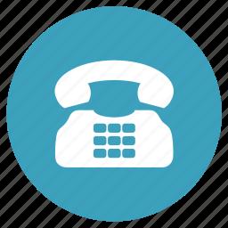 call, communication, phone, telephone icon
