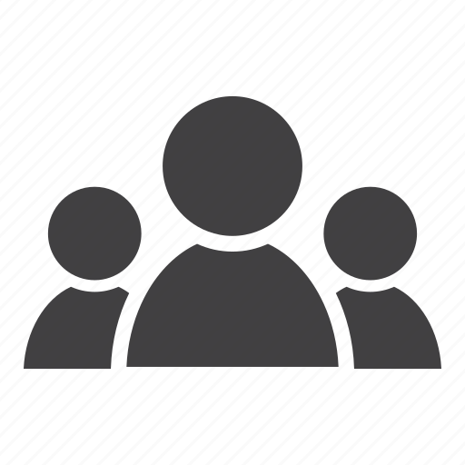 group, people, team, user icon