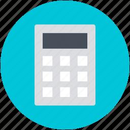 adding machine, calculating machine, calculation, calculator, mathematics icon