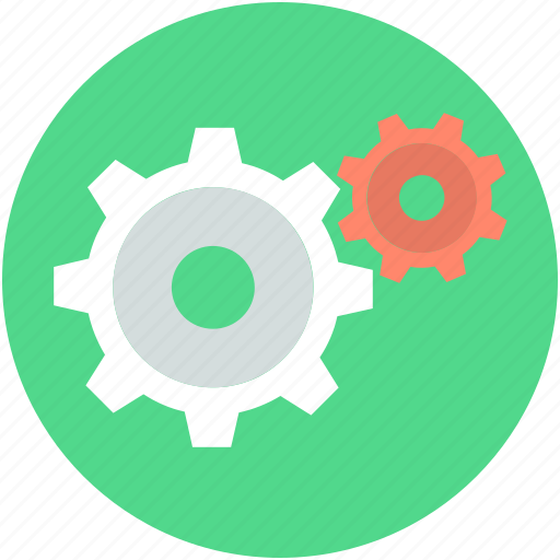 cog, cogwheel, gear, options, setting icon