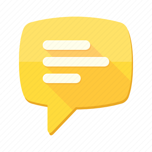 Comments, communication, conversation, interlocution, message, sms, chat bubble icon - Download on Iconfinder