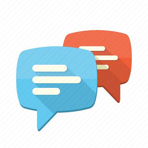 bubble, chat, communication, conversation, dialog, sms, speech bubble icon