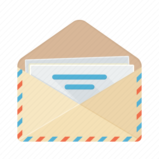 Communication, conversation, email, envelope, letter, mail, post office icon - Download on Iconfinder