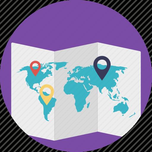 gps, location, location pointer, map, navigation icon