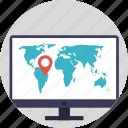 digital cartography, global positioning system, gps tracking software, gps website, online navigation icon
