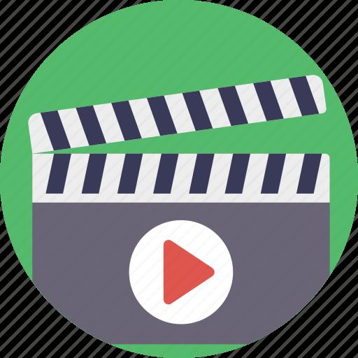 cinema, film, movie, multimedia, video icon
