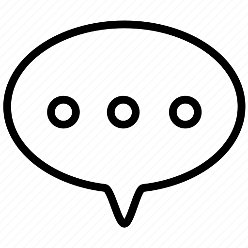 Chat, communication, conversation, message, speech bubble icon - Download on Iconfinder