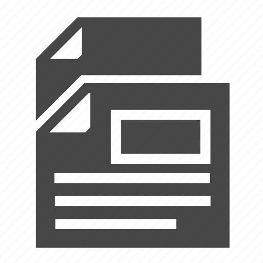 communication, document, essential, interaction icon