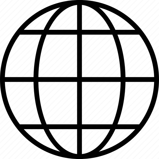 browser, earth, global, globe icon