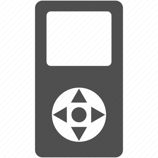 device, ipod, multimedia, music, player, sound icon