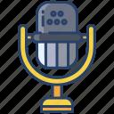 microphone, mic, audio