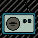 comunication, radio, sound, music