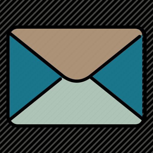 Mail, massage, envelope icon - Download on Iconfinder