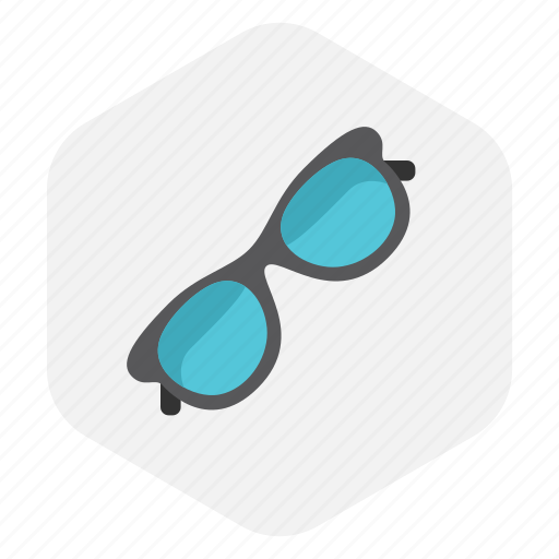 glass, glasses, zoom icon