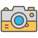camera, communication, digital, dslr, media icon