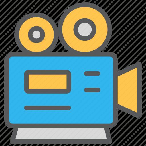 camera, communication, media, movie, recorder, video icon