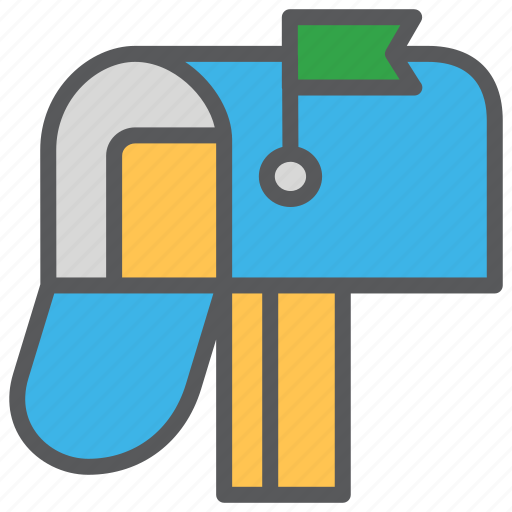 communication, mailbox, media, postbox, postmail icon