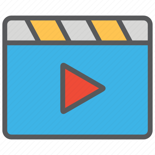 communication, interface, media, movie, play, video icon