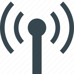 antenna, communication, connection, internet, mobile, network, phone icon