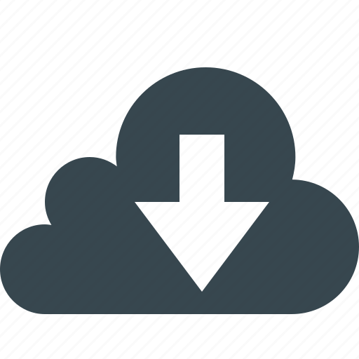 cloud, data, down, download, network, upload, web icon