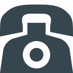 call, connection, device, hot phone, phone, telephone icon