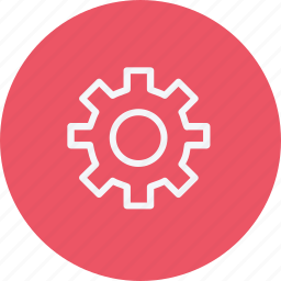 control, gear, repair, service, setting, support, system icon