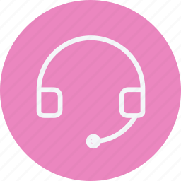 customer, headphone, headset, marketing, service, services, support icon