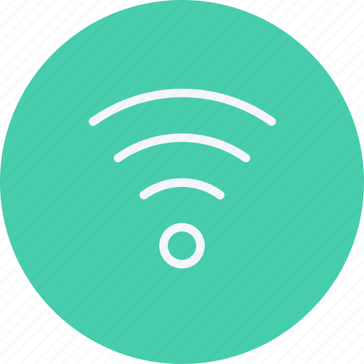 communication, connection, network, signal, signals, wifi, wireless icon