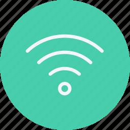 internet, network, signal, signals, technology, wifi, wireless icon