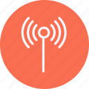 antenna, connection, network, signal, tower, wifi, wireless icon