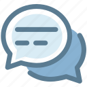 chat, chatting, comment, communication, conversation, speech bubble, talking