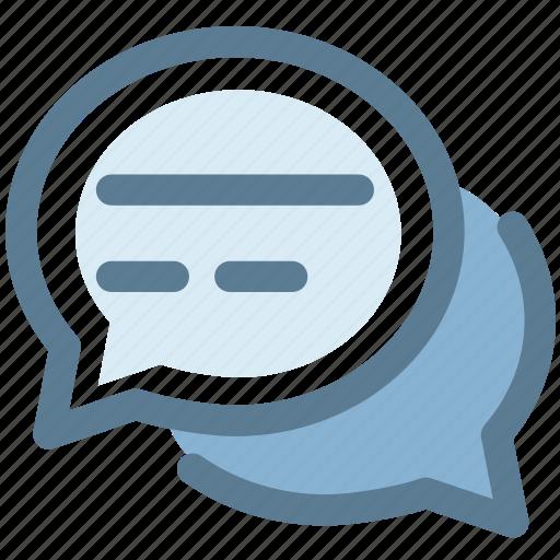 chat, chatting, comment, communication, conversation, speech bubble, talking icon